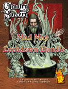 Chivalry & Sorcery 5th Ed Mad May Lockdown Bundle [BUNDLE]