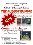 The Marakush Adventures, vol. 1 [BUNDLE]
