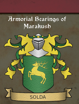 Armorial Bearings of Marakush - Volume One