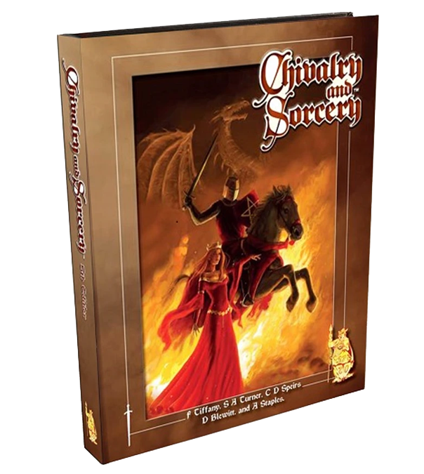 The 5th Edition Chivalry & Sorcery Sourcebook