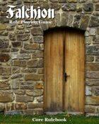 Falchion Core Rulebook
