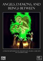 Angels, Daemons, and Beings Between