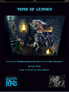 Tomb of Curses (DCC RPG)