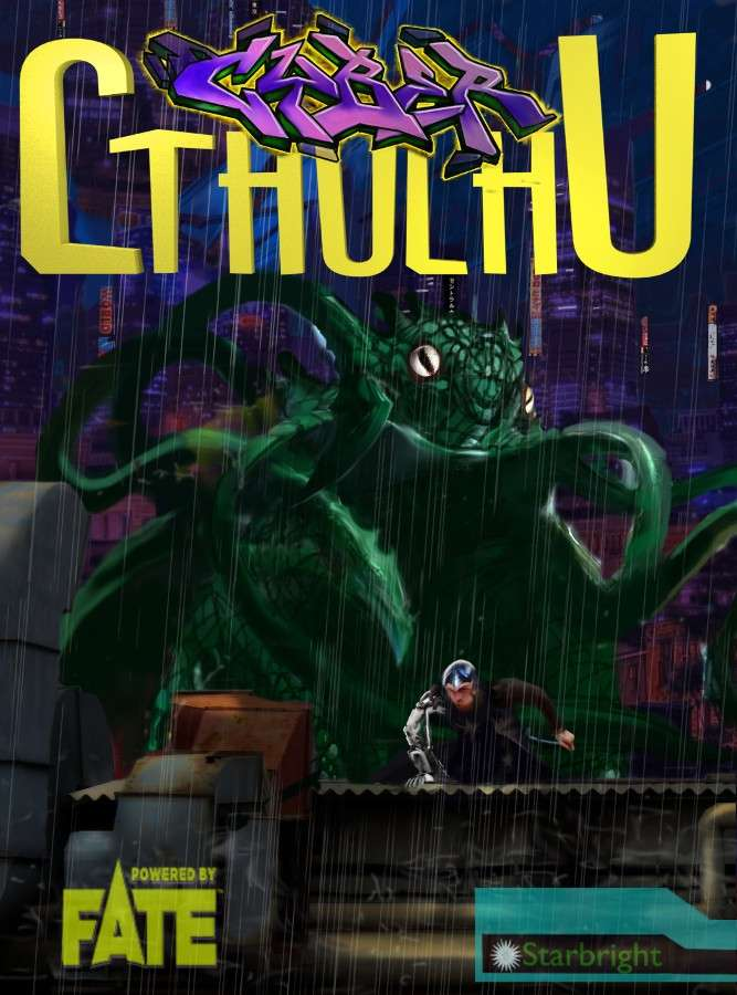Image result for cybercthulhu rpg