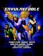 Invulnerable Super Hero RPG: Vigilante Edition