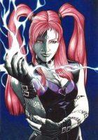 Pink Sorceress
