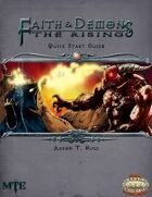Faith & Demons: The Rising - Quick Start Guide