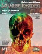 Savage Insider Issue 6 (Donation)