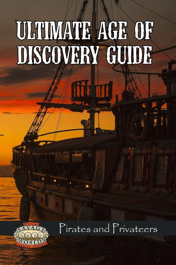Ultimate Pirates, Privateers and Plunder Guide