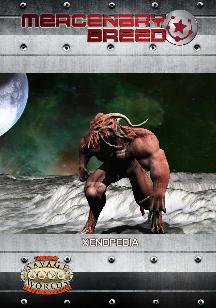 Mercenary Breed: Xenopedia