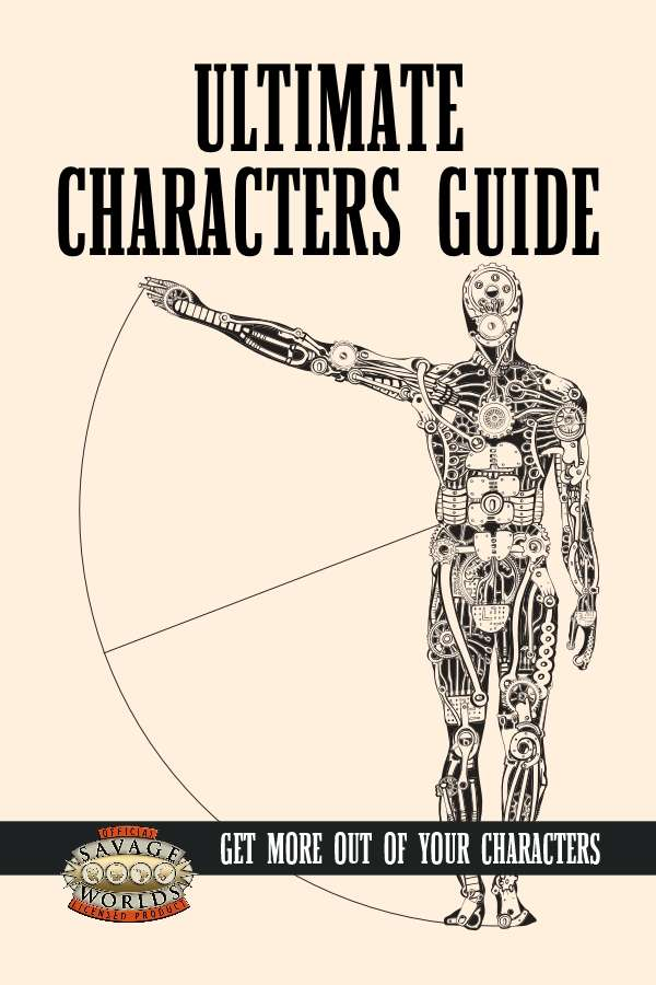 Ultimate Characters Guide