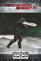 Mercenary Breed: Mercenary's Handbook (Legend)