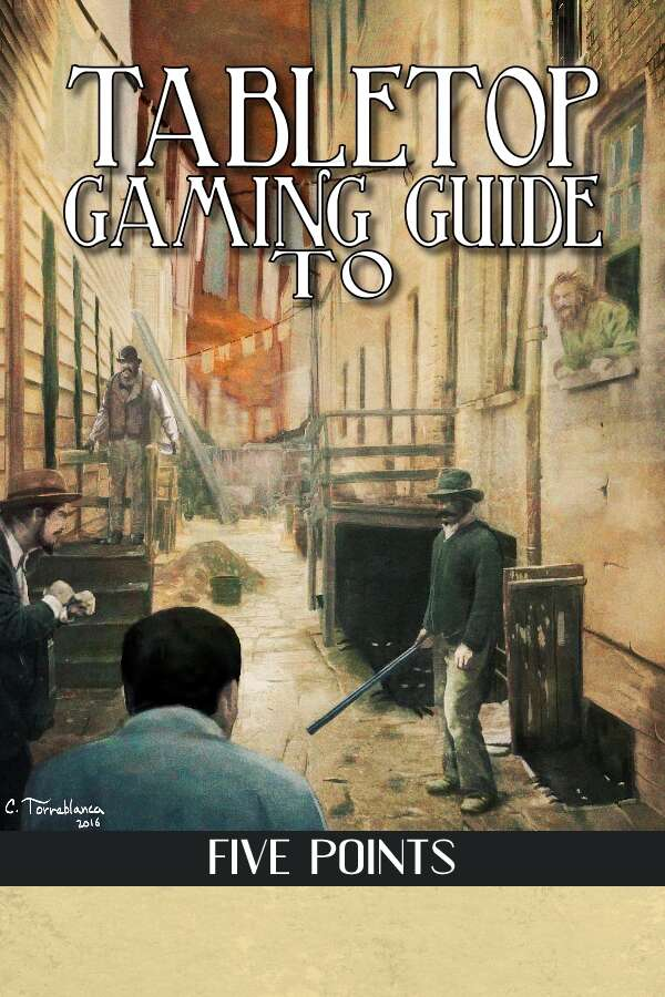 Tabletop Gaming Guide to: Five Points