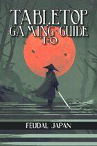 Ultimate Medieval Guide: Feudal Japan (Savage Worlds)