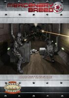 Mercenary Breed (Savage Worlds) - 2nd Edition