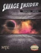Savage Insider Premium Issue #1