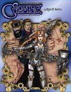 Carmine Character Sheet