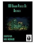 100 Urban Places Of Business