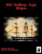 100 Sailing Age Ships