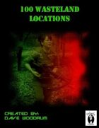 100 Wasteland Locations