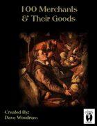 100 Merchants & Their Goods