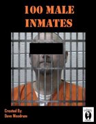 100 Male Inmates
