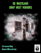 50 Wasteland Swap Meet Traders