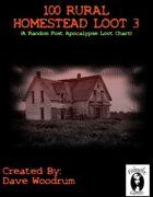100 Rural Homestead Loot 3