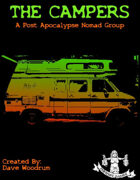 The Campers: A Post Apocalyptic Group