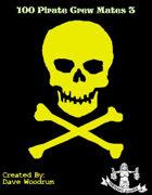 100 Pirate Crew Mates 3