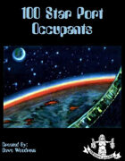 100 Star Port Occupants