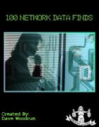 100 Network Data Finds