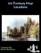 100 Fantasy Map Locations