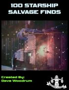100 Starship Salvage Finds