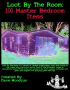 Loot By The Room: 100 Master Bedroom Items