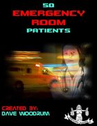 50 Emergency Room Patients