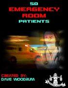 50 Emergency Room Patients