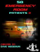 50 Emergency Room Patients 2