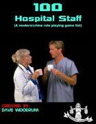 100 Hospital Staff