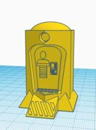 Teleporter Booth (3d Printing)