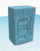 Soda Machines (3D Printing STL Files)