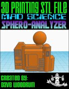 Sphero-Analyzer (3D Printing)