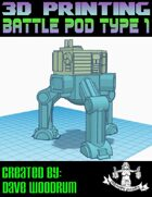 Battle Pod Type 1