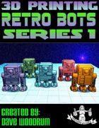 Retro Bots Series 1