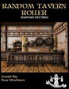 Random Tavern Roller