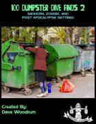 100 Dumpster Dive Finds 2