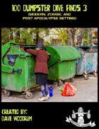 100 Dumpster Dive Finds 3