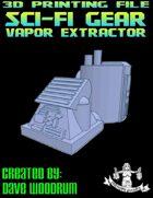 Vapor Extractor (3D Printing)