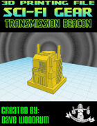 Transmission Beacon (3D Printing)
