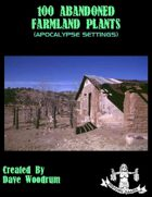 100 Abandoned Farmland Plants